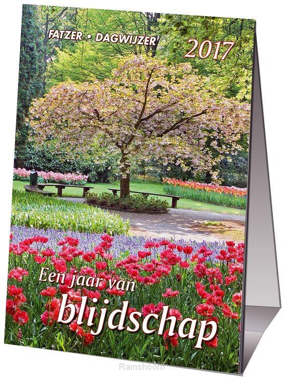 Kalender jaar van blijdschap