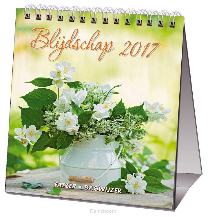 Kalender blijdschap