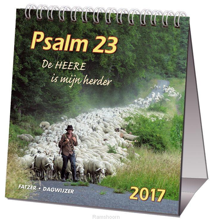 Kalender psalm 23