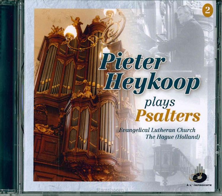 Pieter Heykoop plays Psalters 2