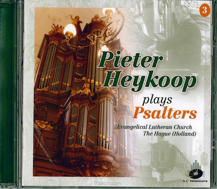 Pieter Heykoop plays Psalters 3
