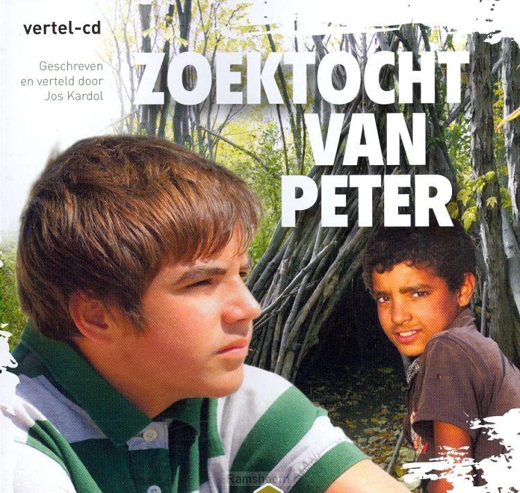 Zoektocht van Pter