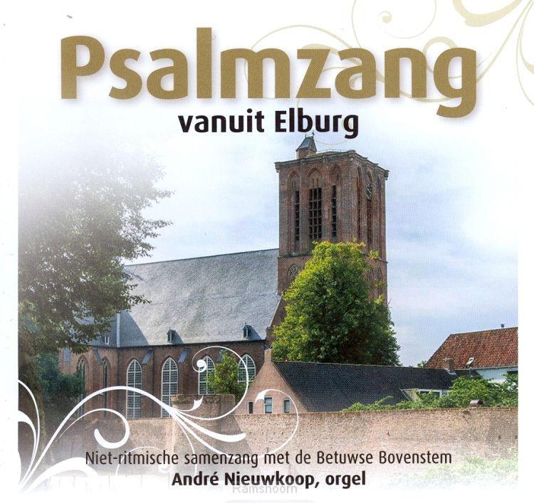 Psalmzang vanuit Elberg