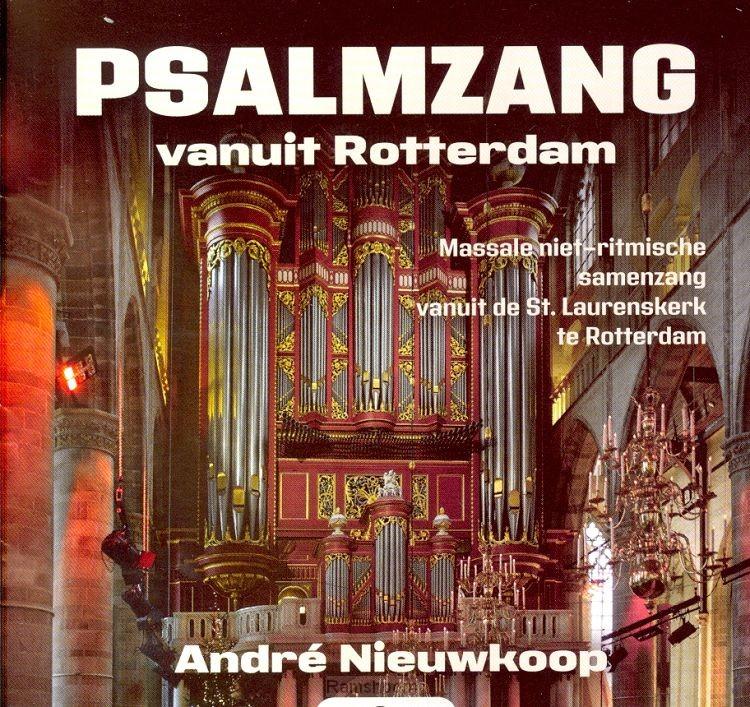 Psalmzang vanuit Rotterdam - A Nieuwkoop