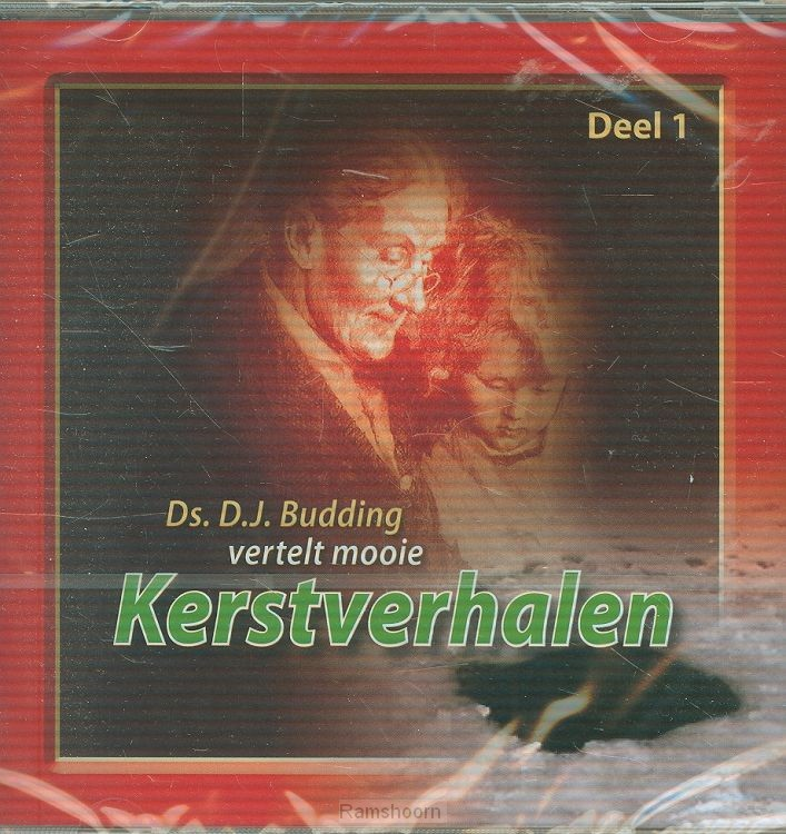 Ds. DJ Budding vertelt mooie Kerstverhal
