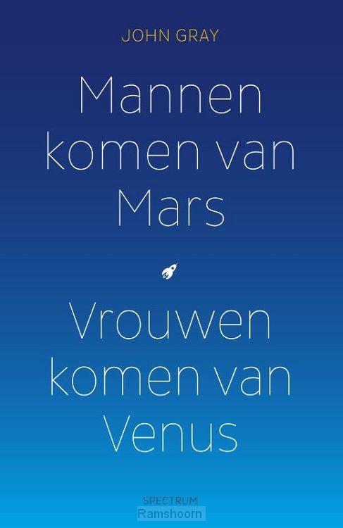Mannen komen van Mars, vrouwen komen van