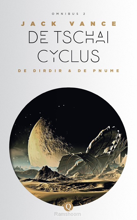 De Tschai-cyclus - Omnibus 2