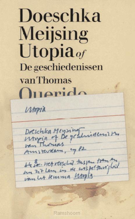Utopia of de geschiedenis van Thomas