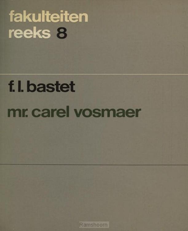Mr. Carel Vosmaer