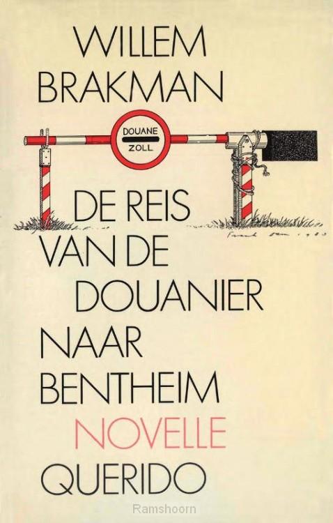 De reis van de douanier naar Bentheim