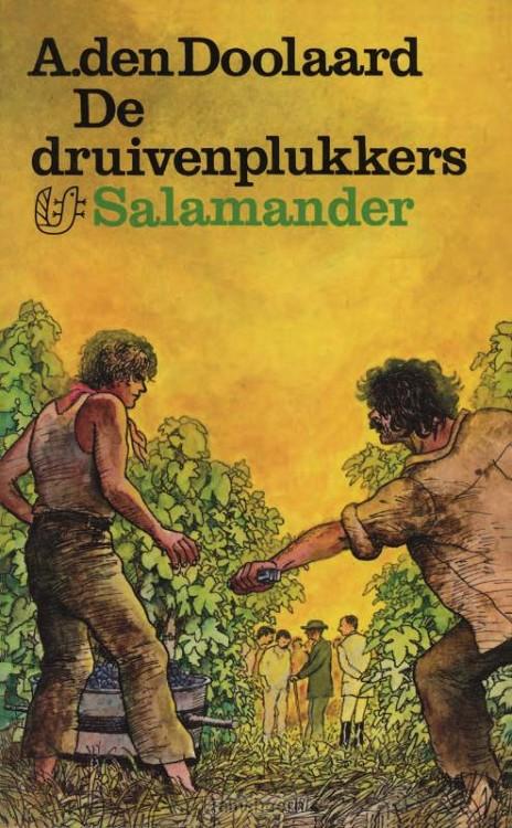 De druivenplukkers