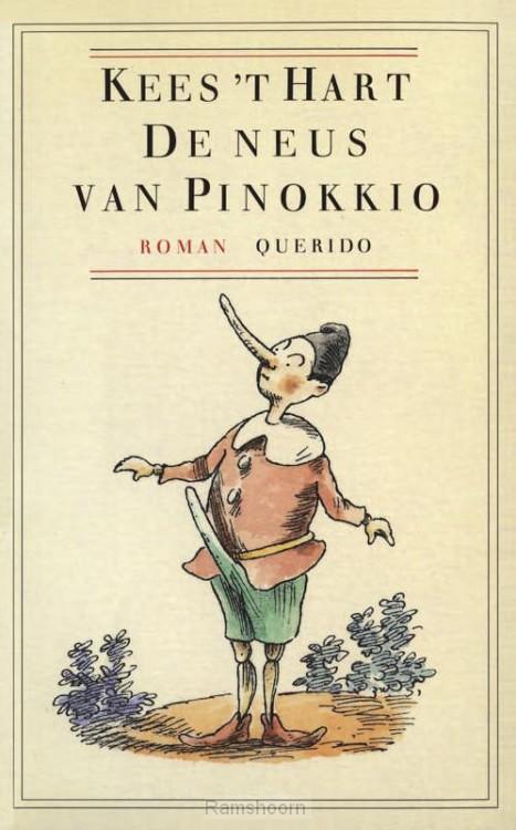 De neus van Pinokkio