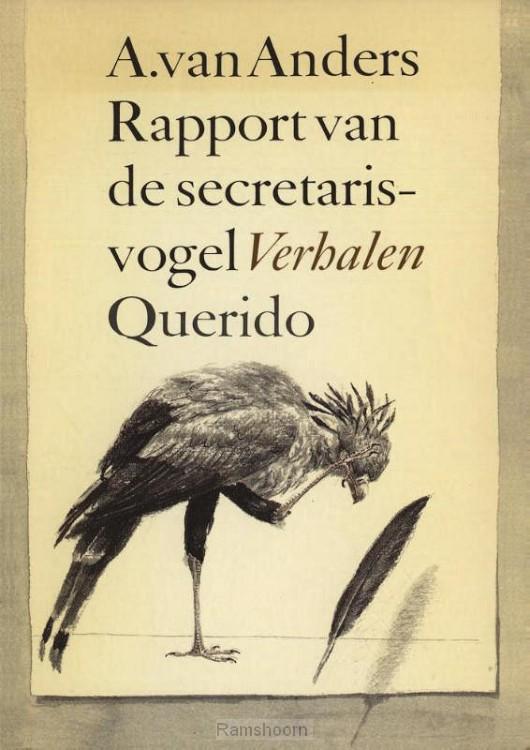 Rapport van de secretarisvogel