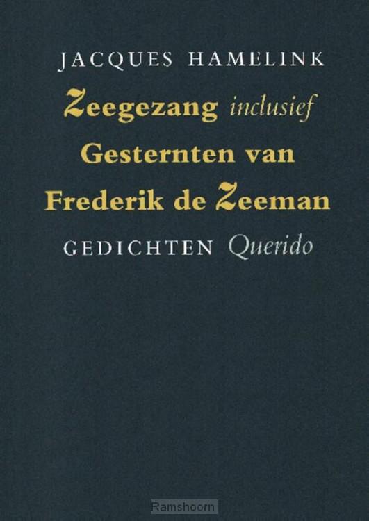 Zeegezang, inclusief gesternten van Frederik de zeeman