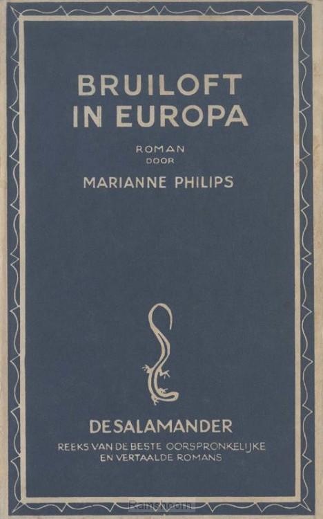 Bruiloft in Europa