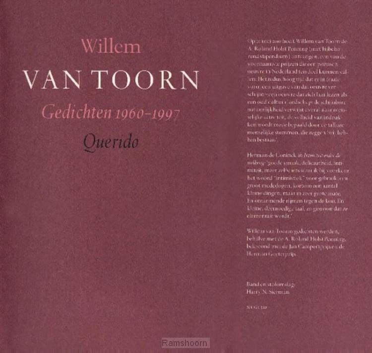 Gedichten 1960-1997