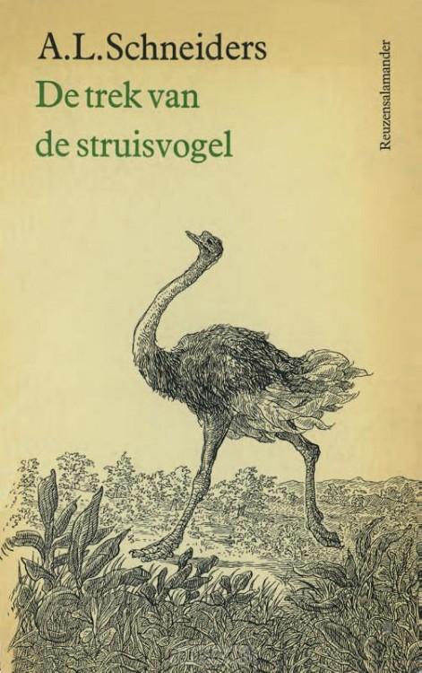 De trek van de struisvogel