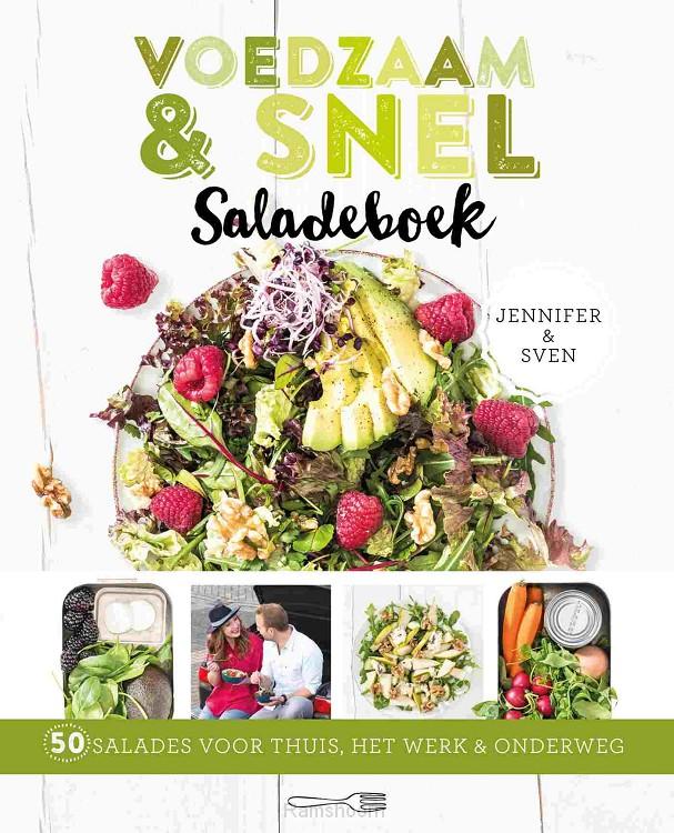 Voedzaam & snel saladeboek