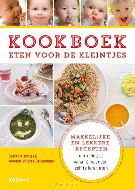 Kookboek eten voor de kleintjes