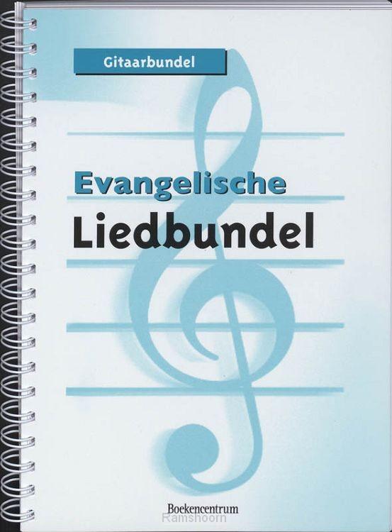 Evangelische liedbundel gitaar