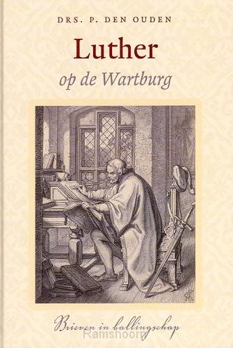 Luther op de wartburg