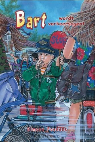 Bart wordt verkeersagent