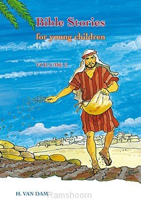Bible stories for young chrildren 2