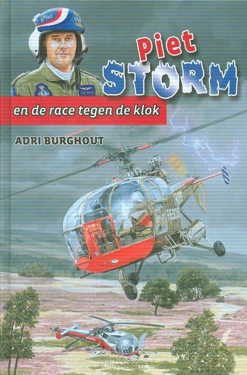 Piet storm en de race tegen de klok