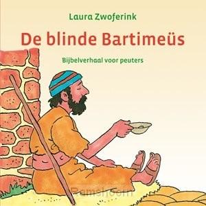 Blinde bartimeus kartonboekje