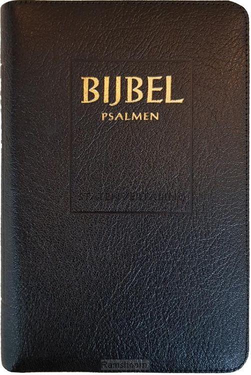 Major Statenvertaling / Psalmen 12 gezan