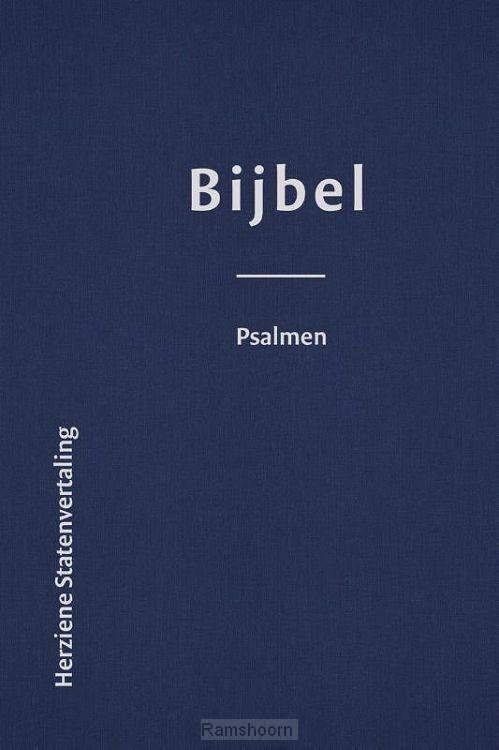 Bijbel met Psalmen, Herziene Statenverta