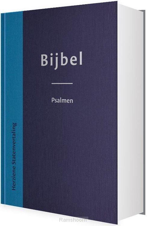 Bijbel met Psalmen vivella en index (HSV