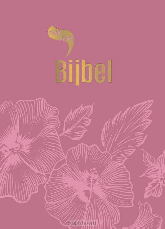 Roodletter Bijbel