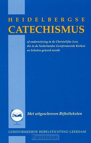 Heidelbergse cat met uitg bijbeltekst i