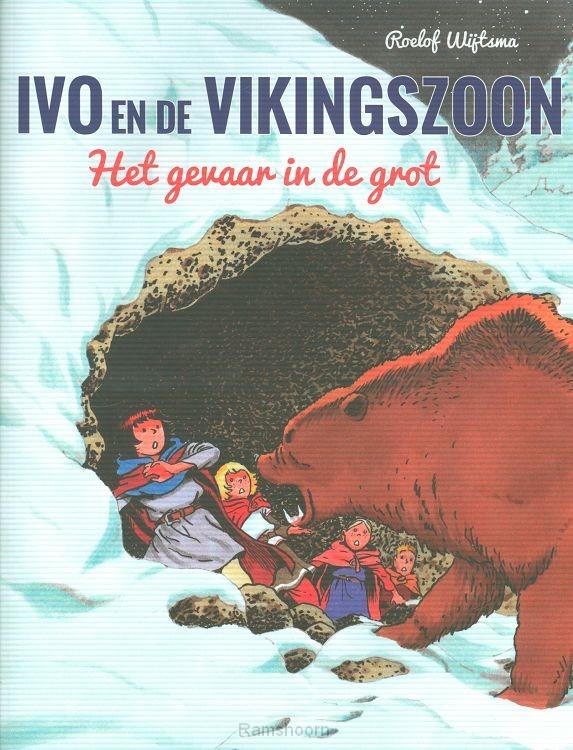 Ivo en de vikingzoon het geheim vd grot