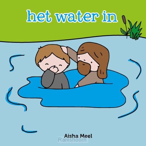 Prentenboek het water in