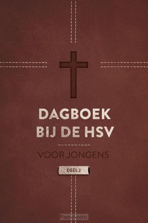 Dagboek bij de HSV voor jongens / 2