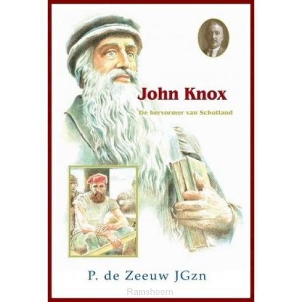 John knox hervormer van schotland