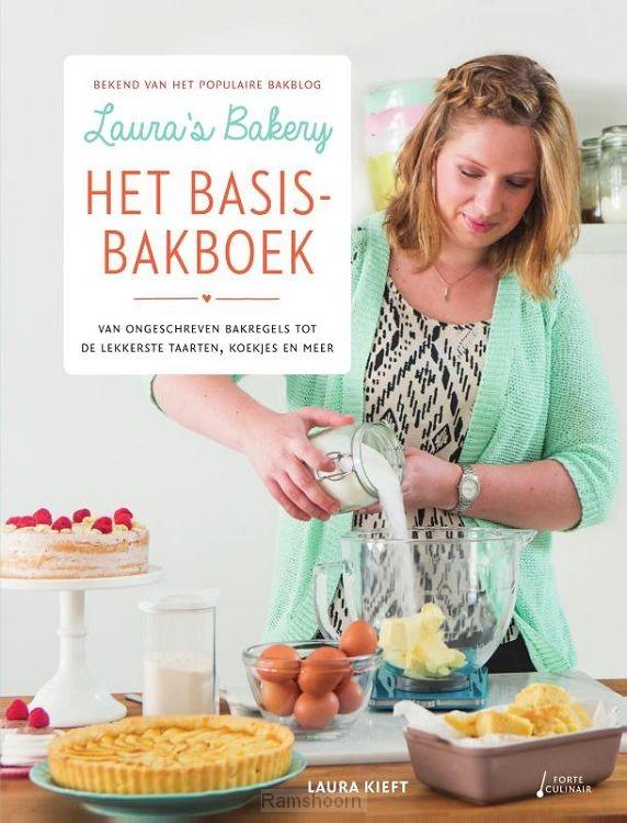 Laura's bakery, het basisbakboek