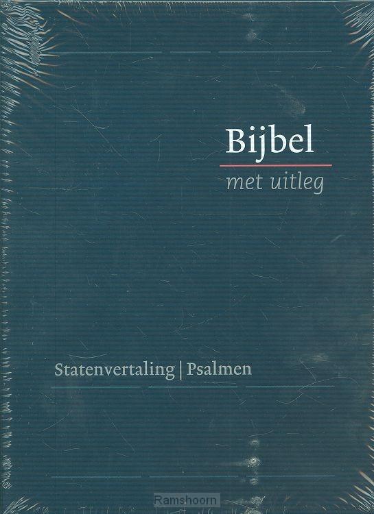 Bijbel bmu KLEIN blauw