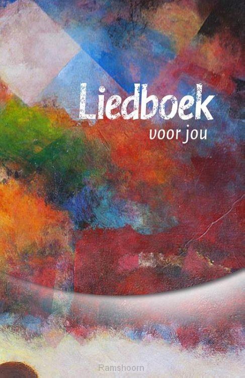 Liedboek - Kind veelkleur