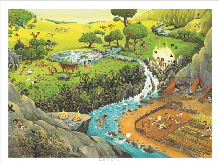 Houten puzzel Zoekbijbel, MTC 96 st