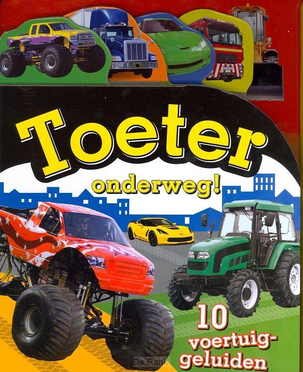 TOETER ONDERWEG, 10 VOERTUIG GELUIDEN
