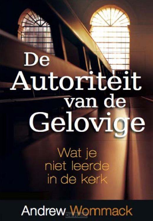 AUTORITEIT VAN DE GELOVIGE, DE