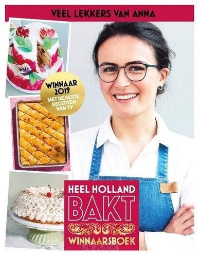 Heel Holland Bakt - Veel lekkers van Ann