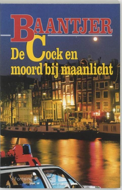 De Cock en moord bij maanlicht