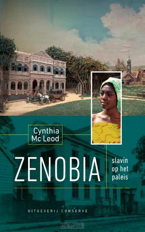 Zenobia. Slavin op het paleis