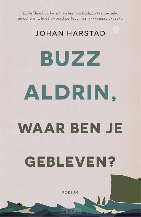 Buzz Aldrin, waar ben je gebleven?