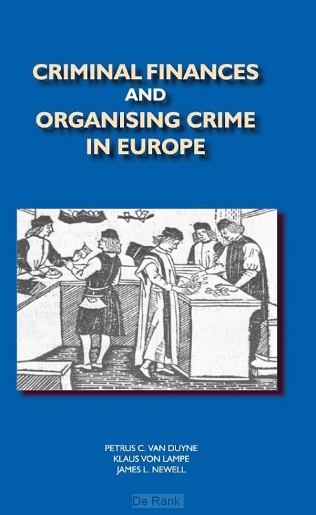 Criminal finances and organising crime in Europe