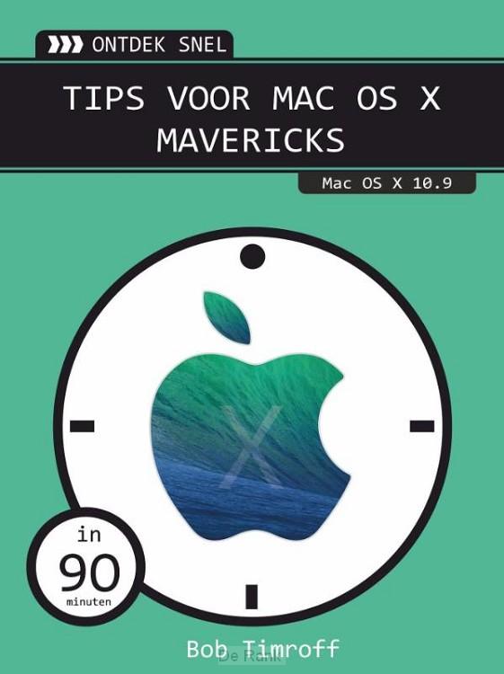 PS voor Mac OS Mavericks